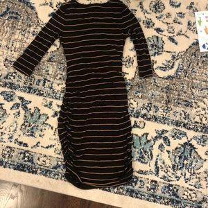 Old navy maternity body con dress size XS